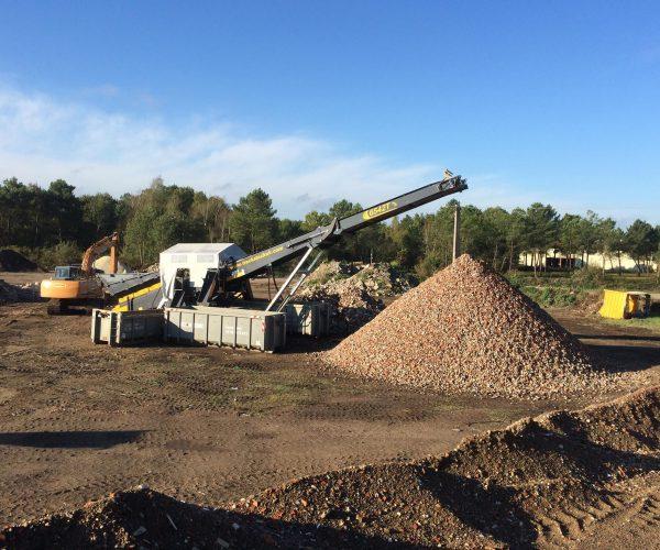 Ecoreval - Ecopool -  Centre de revalorisation des déchets professionnels