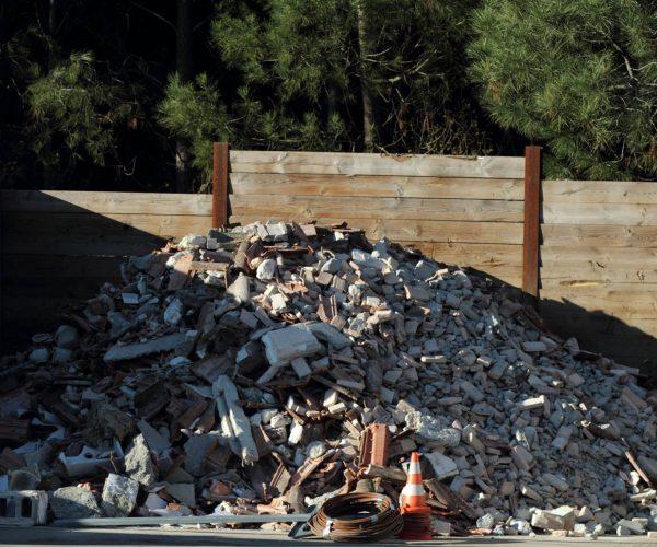 Ecoreval - Centre de revalorisation des déchets professionnels de chantier