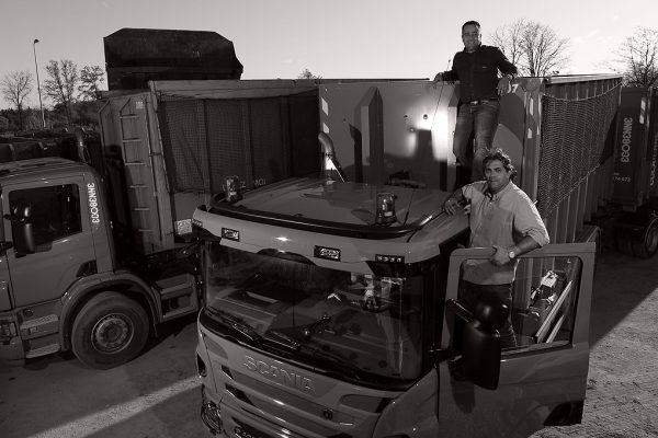 Ecopool, groupe spécialisé dans le transport et le recyclage des déchets, location de bennes à Bordeauxen Gironde